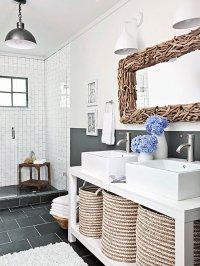 Neutral Color Bathroom Design Ideas