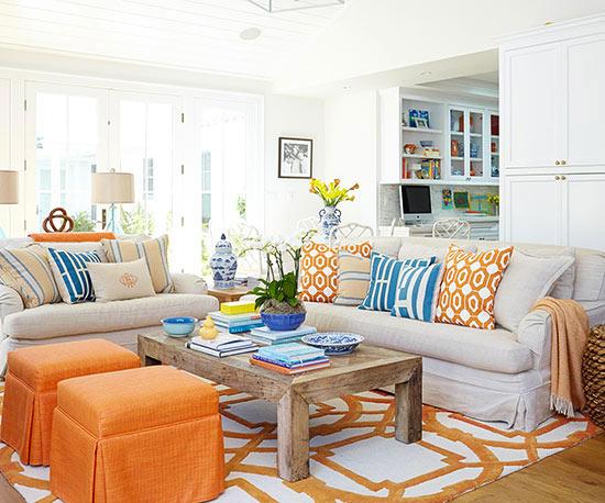 Living Room Color Schemes