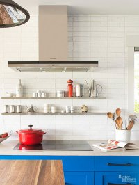 New Ways to Arrange Subway Tile
