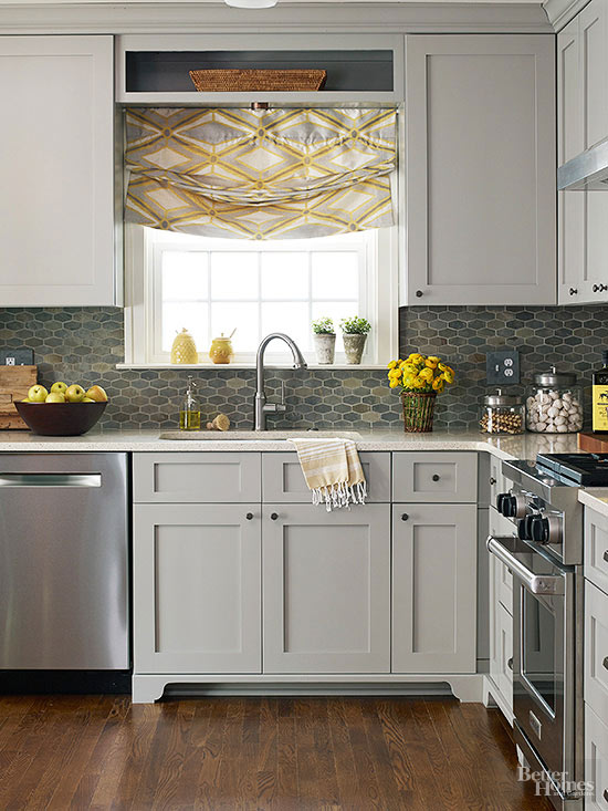 Best Colors for Small Kitchens