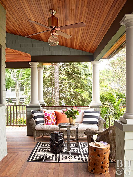 How To Remove Stains On Decks Porches