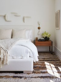 Bedroom Color Ideas: White Bedrooms