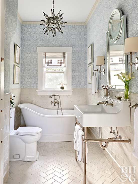 Traditional Bathroom Decor Ideas - traditional bathroom ideas