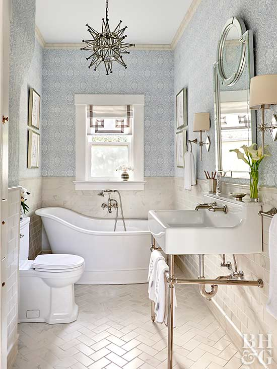 Traditional Bathrooms Traditional Bathroom Decor Ideas