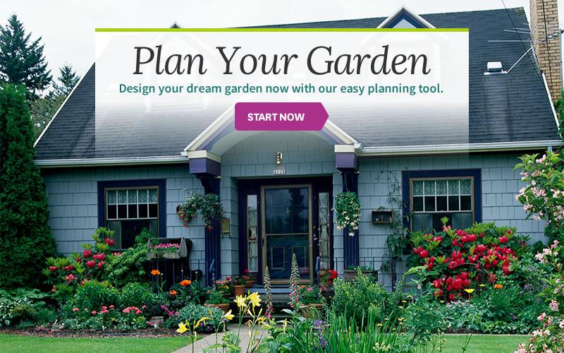 Free Interactive Garden Design Tool - No Software Needed! Plan-A - designing your garden