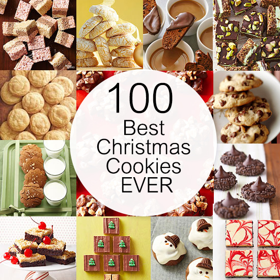 Holiday Baking Recipes - easy bake sale goodies