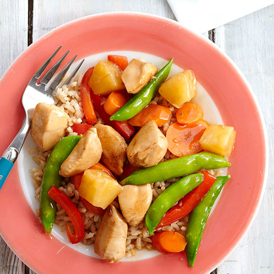 30-Minute Healthy Chicken Recipes