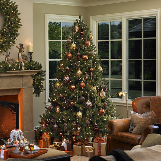 Best Decorated Christmas Trees 10 Artificial Christmas Trees that LOOK Real