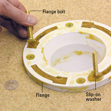 Replacing A Toilet - How To Fix Toilet Problems & Maintain Toilets