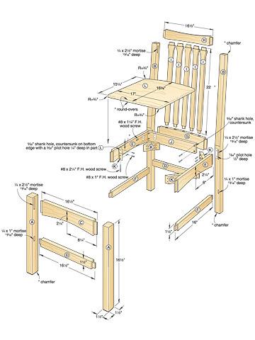 Myplan Woodworking Plans High Chair