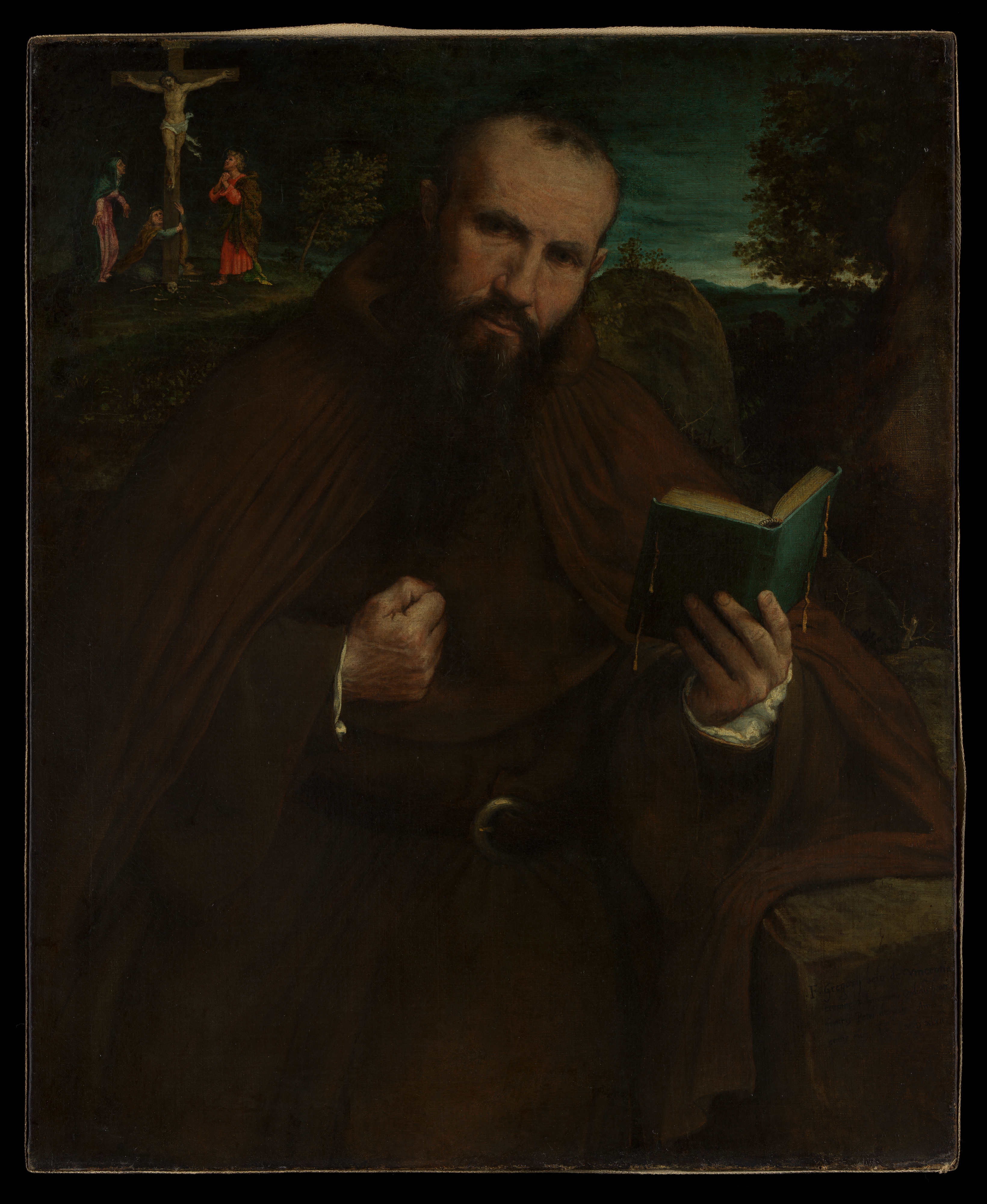 Pittori San Marco Vicenza Lorenzo Lotto Brother Gregorio Belo Of Vicenza The Met