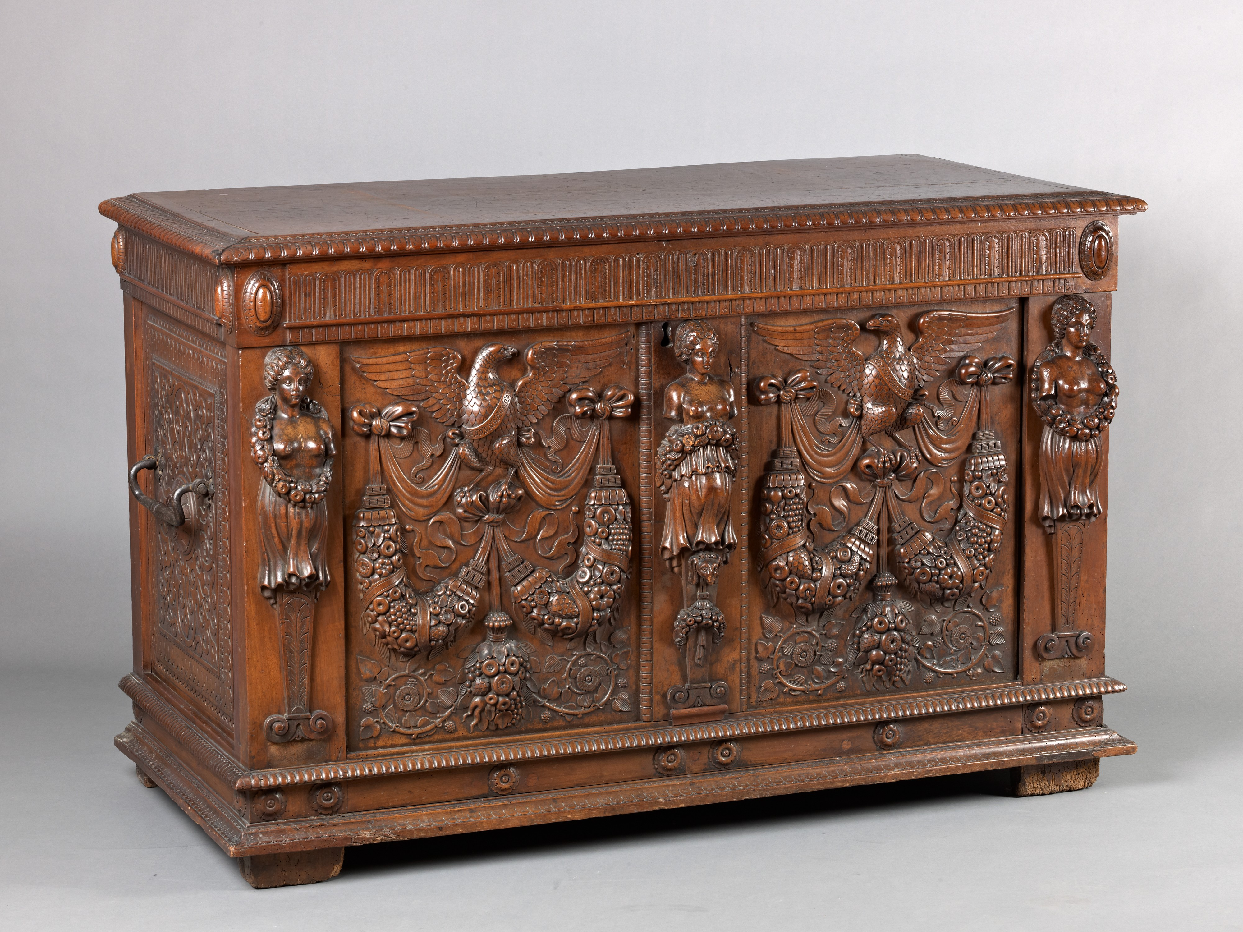 Credence Decorative Credence Chest French The Met