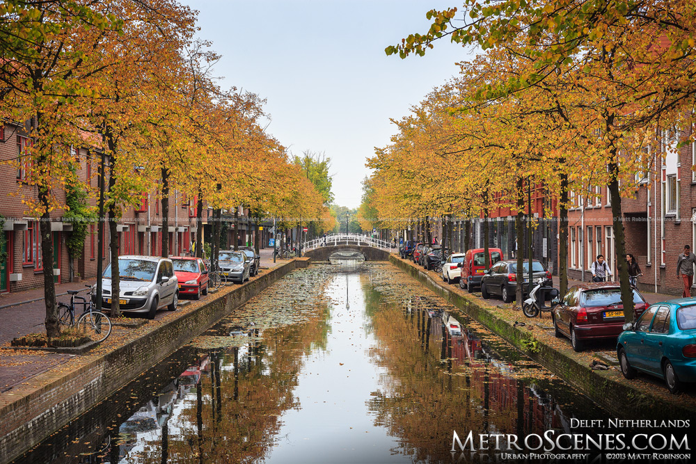 Amsterdam Fall Wallpaper Delft The Netherlands City Skyline And Urban