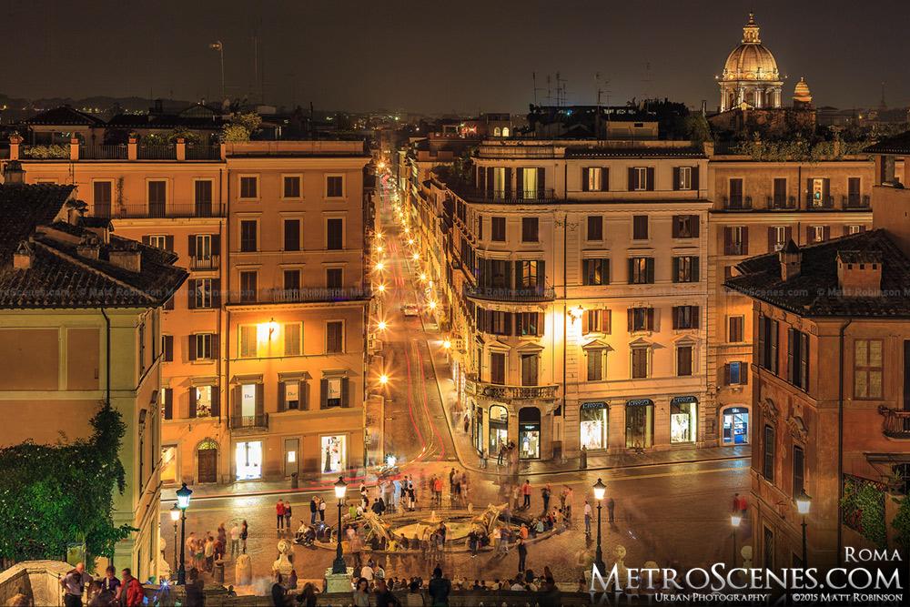 Rome Italy Metroscenescom City Skyline And Urban