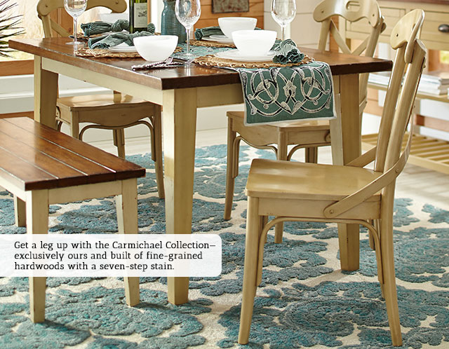 Pier 1 All manner of tables and dining room updates Milled