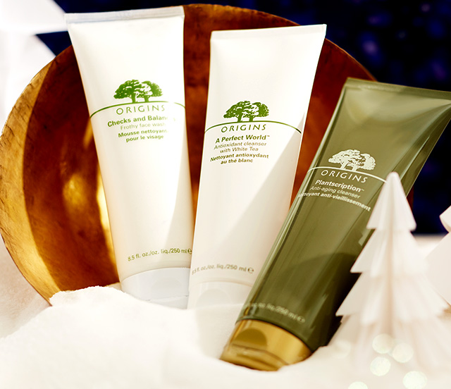 Origins BIG DEAL! Our top-selling cleansers \u2014 in Limited Edition