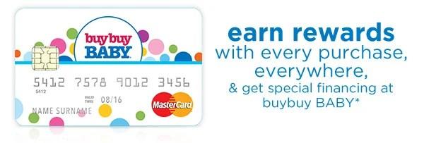 buybuy BABY Introducing the buybuy BABY Mastercard credit card - buy buy baby job application