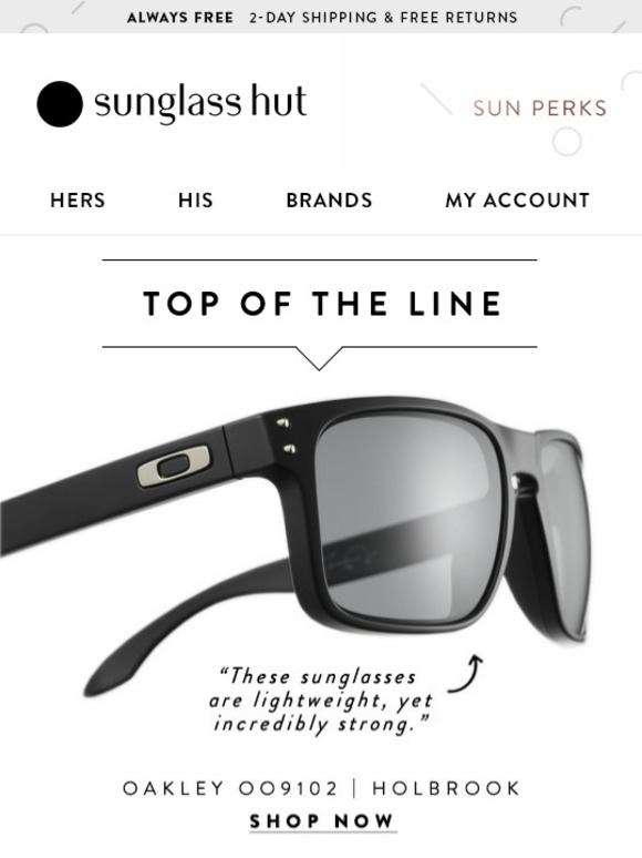 Sunglass Hut Shop Our Best-Selling Styles In Store Sun Perks