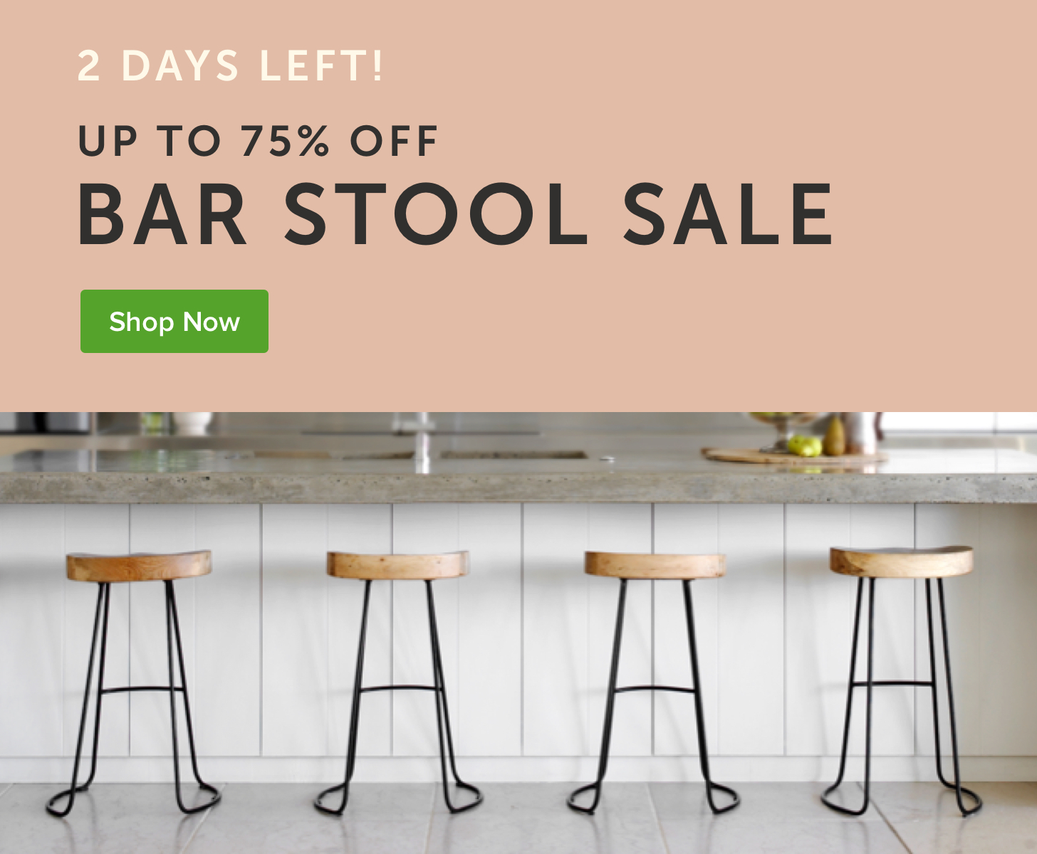 Bar Stools For Sale Houzz Bar Stool Sale 2 Days Left Milled
