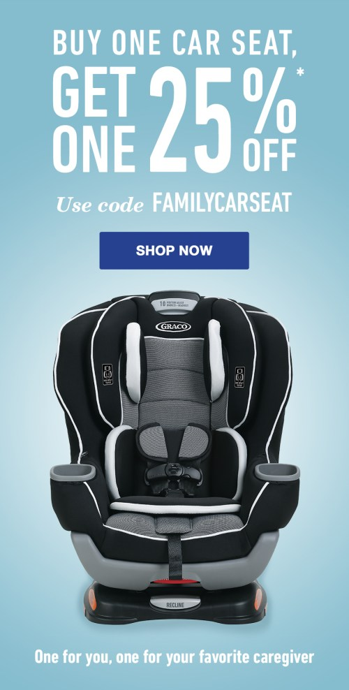 Medium Of Graco All In One Car Seat