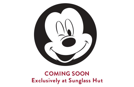 Sunglass Hut Coming Soon New Disney x Ray-Ban Exclusive Milled