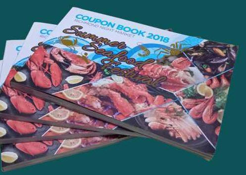 Mix · Coupon Book Printing, Professional Coupon Books Printing Services