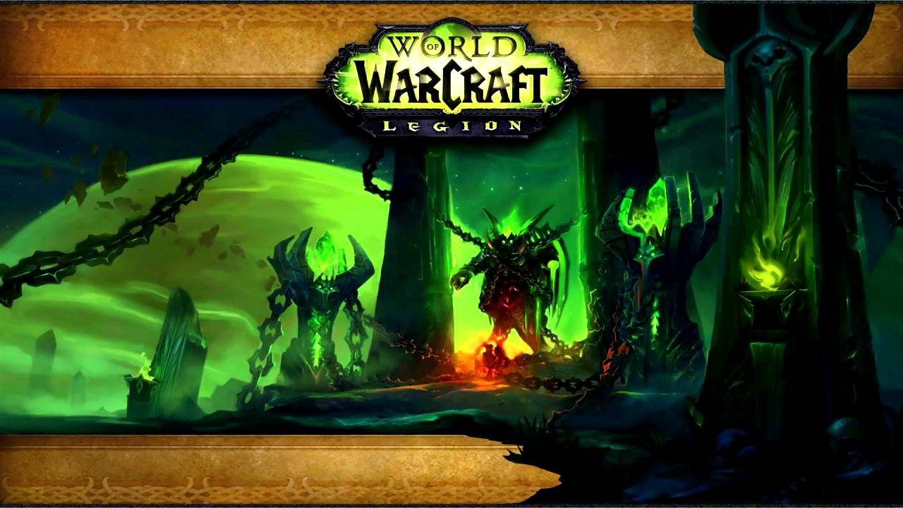 Fall Of The Lich King Wallpaper World Of Warcraft The Returning Warcrafter A Legion