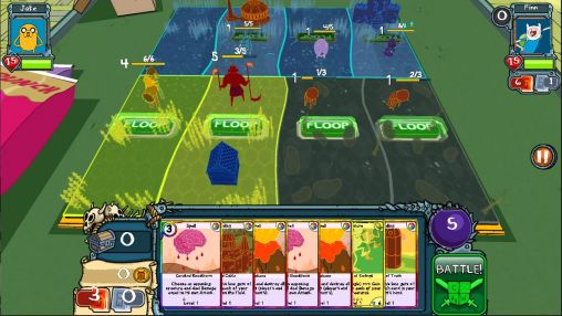 download game apk adventure time card wars