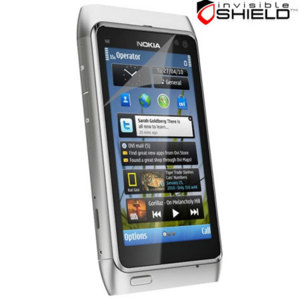 InvisibleSHIELD Screen Protector - Nokia N8