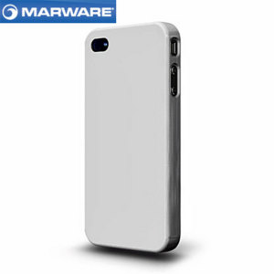 Marware MicroShell For iPhone 4 - White