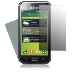 MFX Screen Protector - Samsung Galaxy S