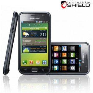 InvisibleSHIELD Full Body Protector - Samsung Galaxy S