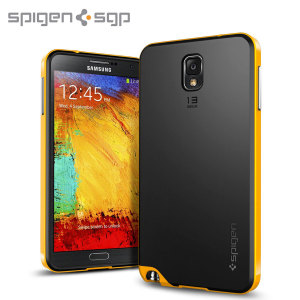 Spigen SGP Neo Hybrid Case for Samsung Galaxy Note 3 - Reventon Yellow