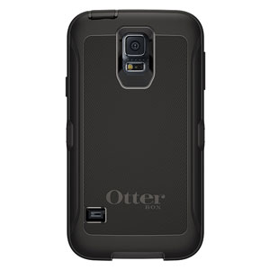OtterBox Defender Series for Samsung Galaxy S5 - Black