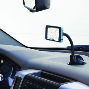 Scosche Magic Mount Window Universal Car Holder System - Black