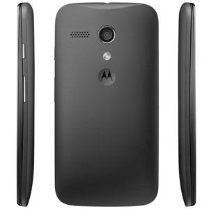 SIM Free Motorola Moto G - Black
