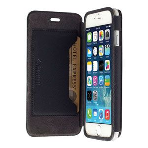 Krusell Malmo FlipCover iPhone 6 Case - Black