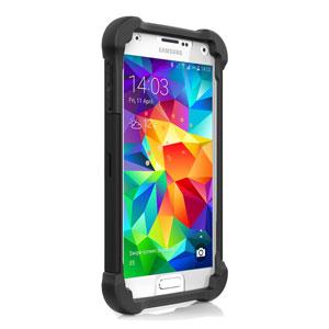 Ballistic Tough Jacket Maxx Samsung Galaxy S5 Hard Case - Black