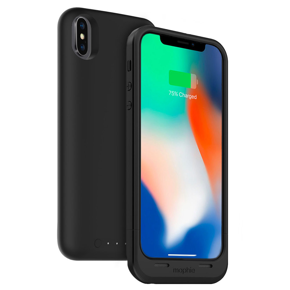 Battery Case For Iphone X Mophie Apple Iphone X Juice Pack Air Qi Wireless Charging Battery Case