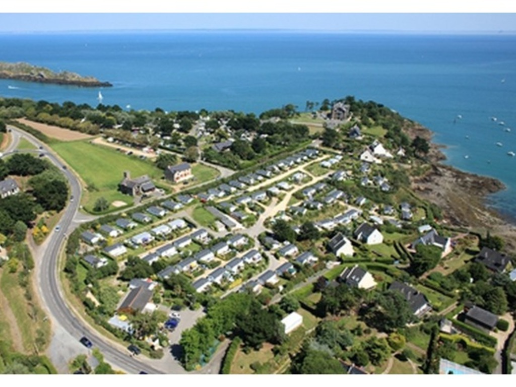 Camping Port Mer Camping Port Mer Cancale Mobil Homes Disponibles