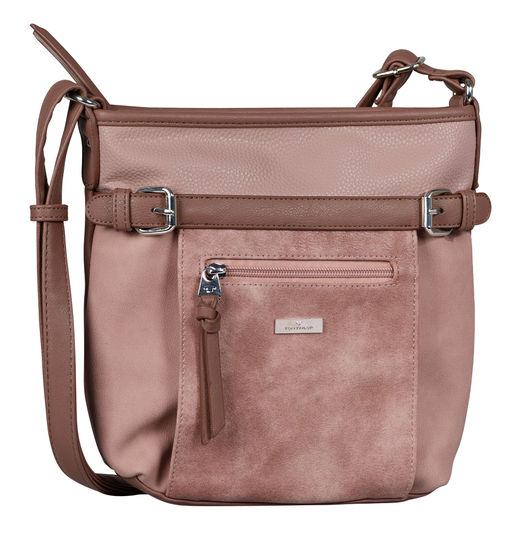 Tom Teiler Tom Tailor Juna Crossover Bag Rose