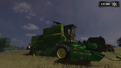 LS 2011: John Deere 1175 Hydro 4 v 1.0 by acert John Deere Mod für Landwirtschafts Simulator 2011