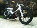Bekas FOR SALE MOTOR CHOPPY CUB STREET CUB KEREN BANDUNG