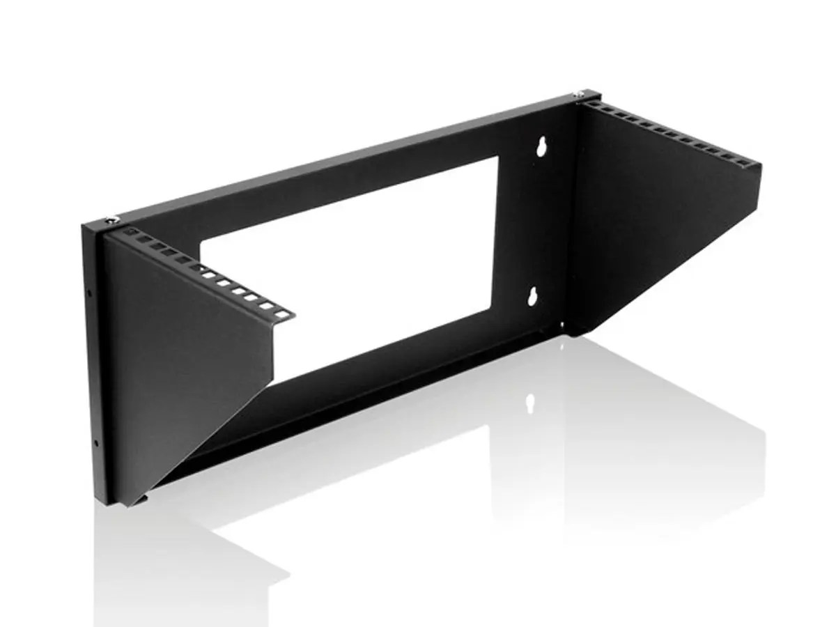 Monoprice 4u Wall Mounted Vertical Rack Gsa Approved