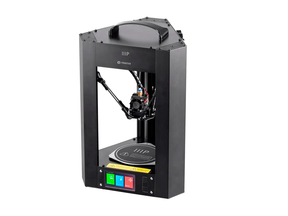 3d Open Monoprice Mp Mini Delta 3d Printer Open Box Monoprice