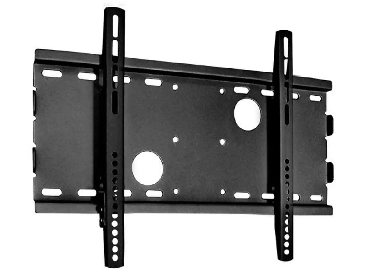Monoprice Titan Series Fixed Tv Wall Mount Bracket For