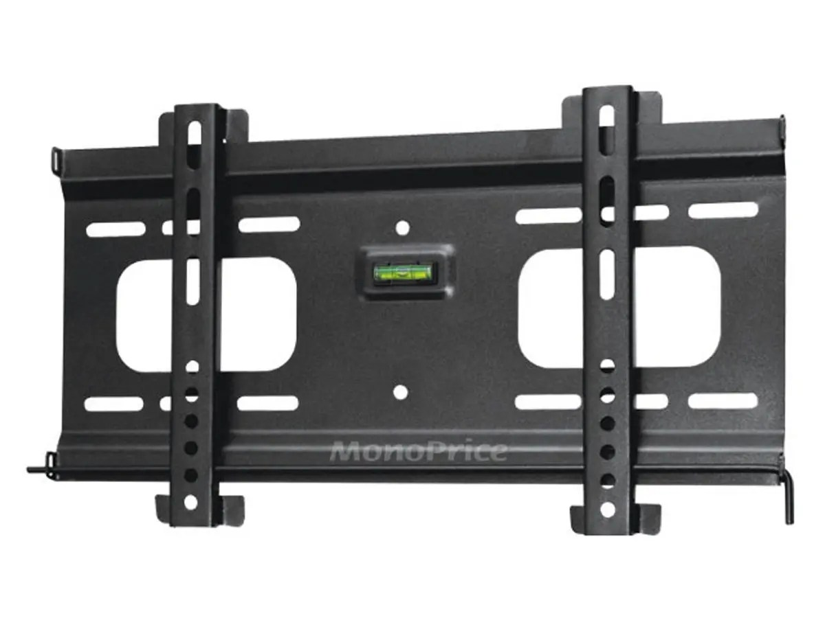 Ultra Slim Fixed Tv Wall Mount Bracket For Tvs 32in To