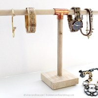Make It: DIY Jewelry Holder for $10 | more.com