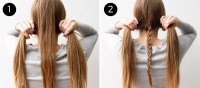 Easy Hair Braids Step By Step With Pictures | www.pixshark ...