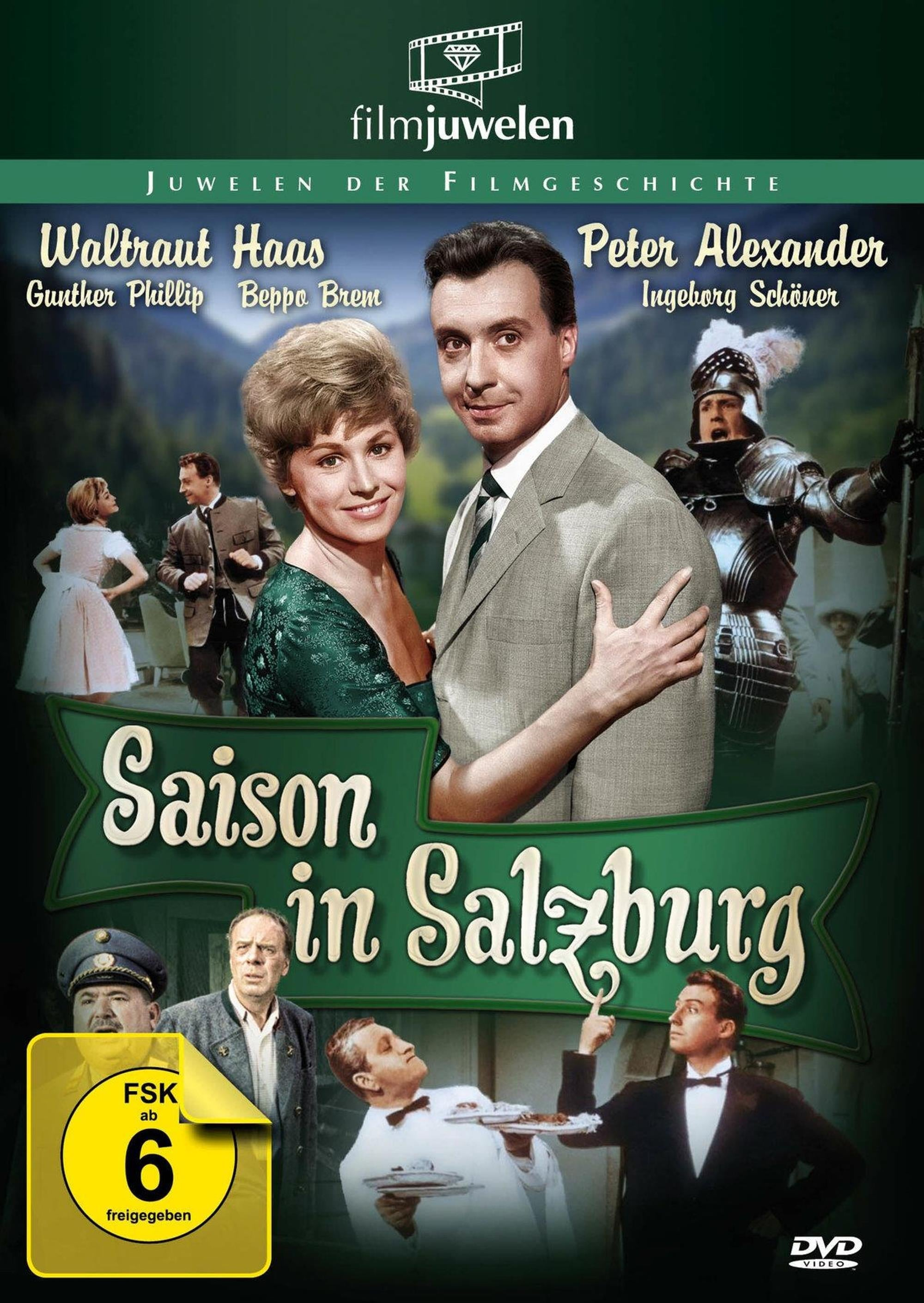 Schöner Film Season In Salzburg (1961) Movie. Where To Watch Streaming Online & Plot